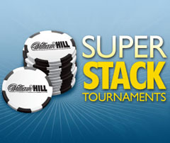 William Hill Poker kampanjbild