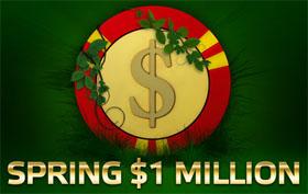 logo spring million