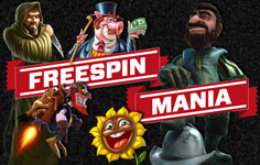 Freespin Mania logo
