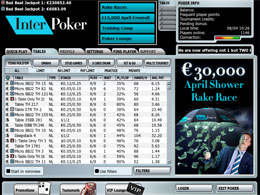 interpoker screenshot