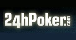 logotype 24hPoker