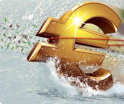euro i vatten