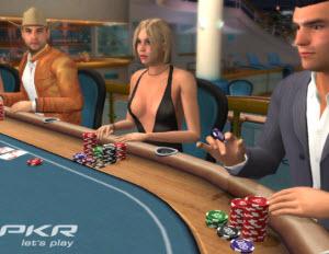 pokerbord