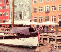 bild på köpenhamn