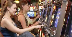 kvinnor på casino