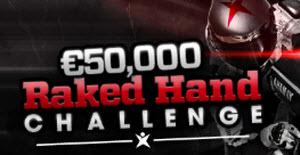 raked hand challenge