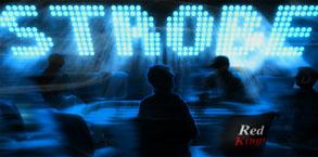 pokerbord i mörker
